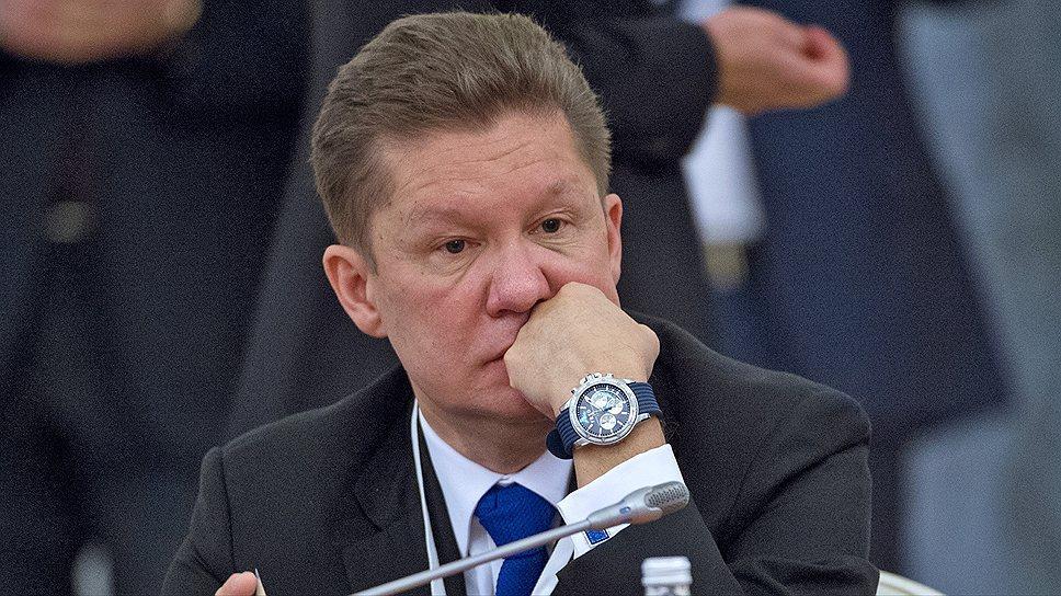 газпром тратит деньги